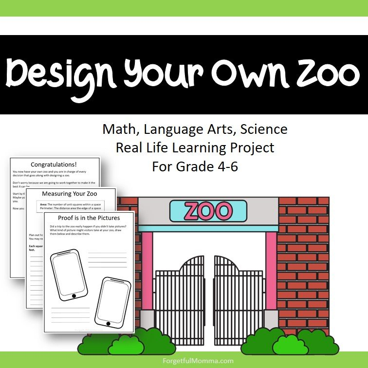 Design Your Own Zoo - cover